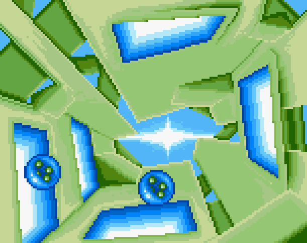 Proun+ Nintendo 3DS Engine Software Pixel Art Xtreme Retro
