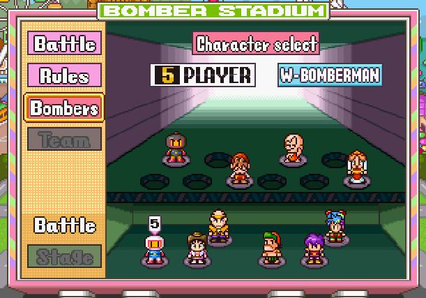 Sega Saturn Hudson Bomberman Xtreme Retro 2