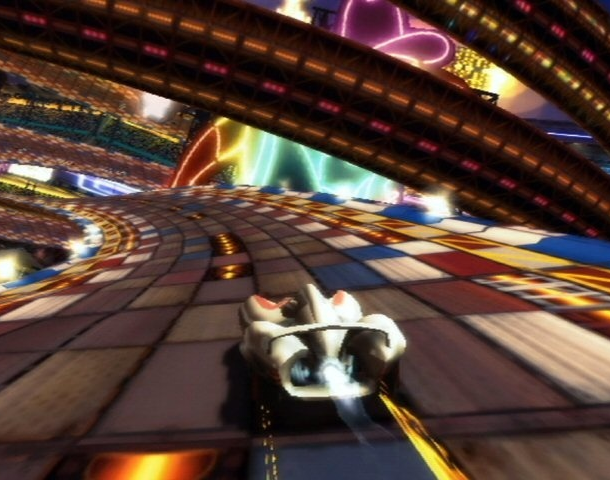 Speed Racer The Videogame Sidhe Interactive Warner Bros Nintendo Wii DS PlayStation 2 PS2 Xtreme Retro 1