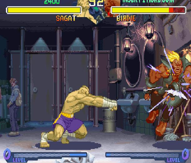 Street Fighter Alpha Zero 2 Capcom Arcade Xtreme Retro 10