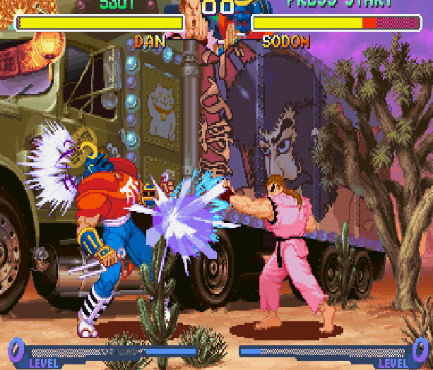Street Fighter Alpha Zero 2 Capcom Arcade Xtreme Retro 11