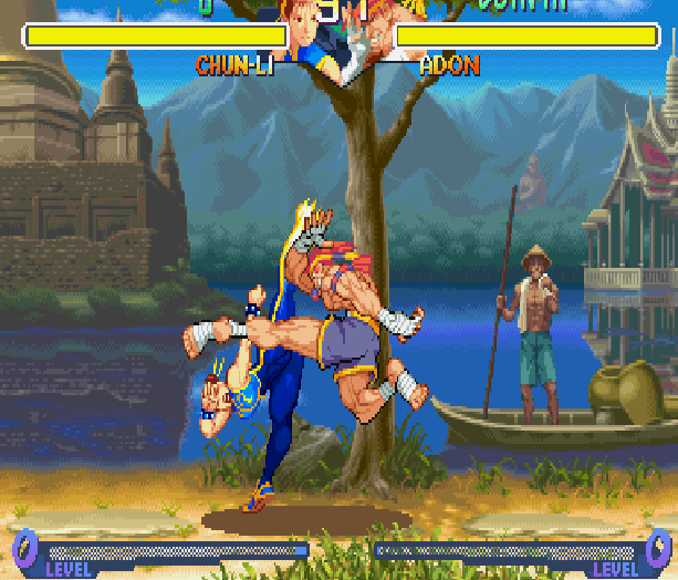 Street Fighter Alpha Zero 2 Capcom Arcade Xtreme Retro 6