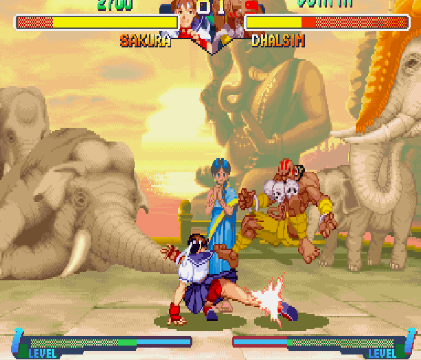 Street Fighter Alpha Zero 2 Capcom Arcade Xtreme Retro 7
