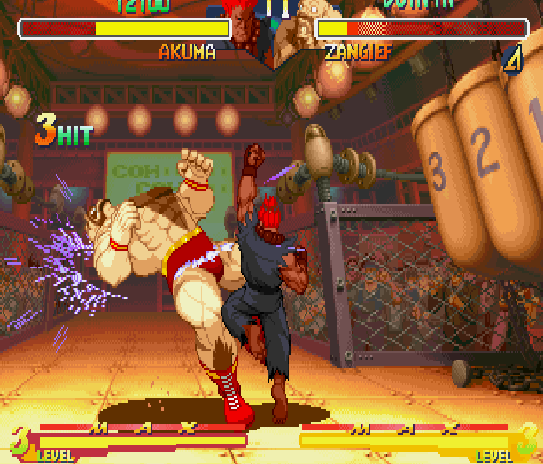 Street Fighter Alpha Zero 2 Capcom Arcade Xtreme Retro 8