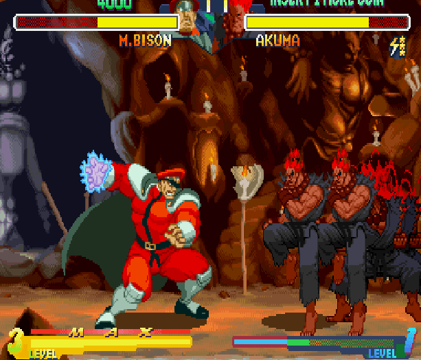Street Fighter Alpha Zero 2 Capcom Arcade Xtreme Retro 9