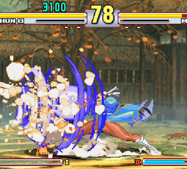 Street Fighter III Capcom Arcade Xtreme Retro