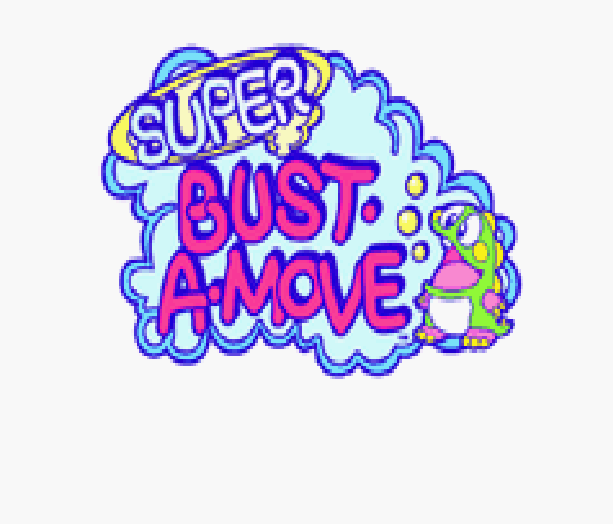Super Bust A Move Taito Ubisoft Nintendo Game Boy Advance GBA Puzzle Game Xtreme Retro 1