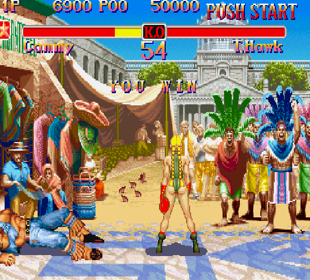 Super Street Fighter II The New Challengers Capcom Arcade Xtreme Retro