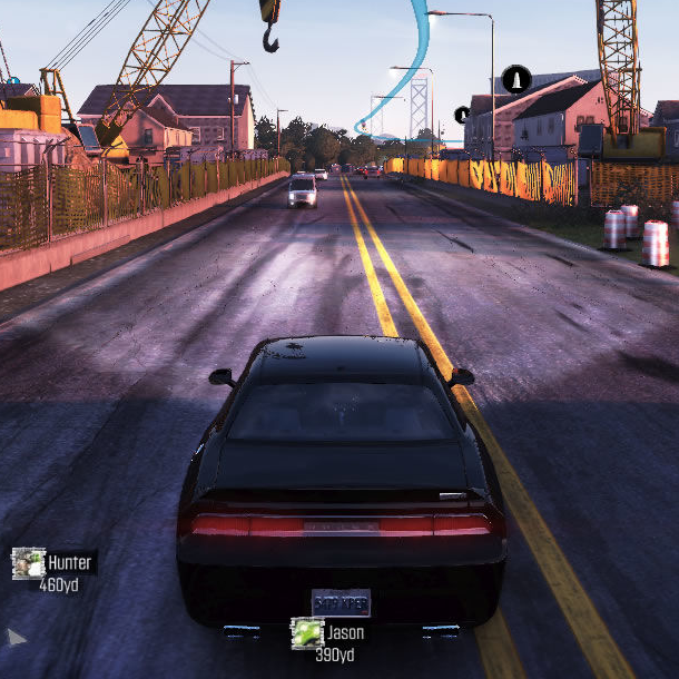 The Crew Ubisoft Microsoft Windows Xbox 360 One PlayStation 4 PS4 Driving Xtreme Retro 4