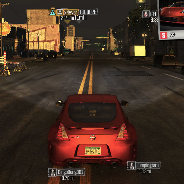 The Crew Ubisoft Microsoft Windows Xbox 360 One PlayStation 4 PS4 Driving Xtreme Retro 7