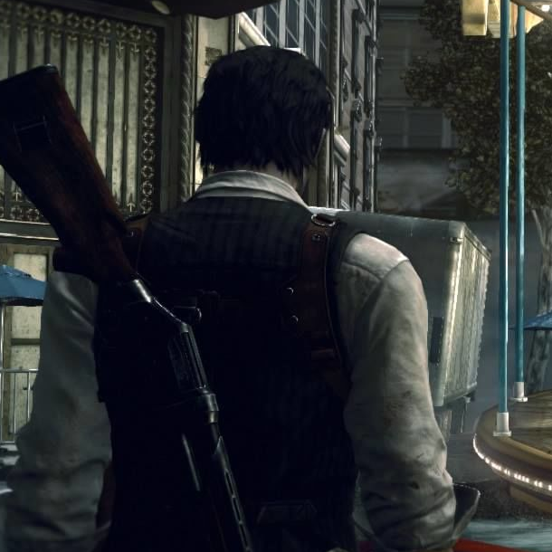 The Evil Within Psycho Break Survival Horror Tango GameWorks Bethesda Softworks Shinji Mikami Microsoft Windows PlayStation 3 PS3 PS3 Xbox 360 One Xtreme Retro 2