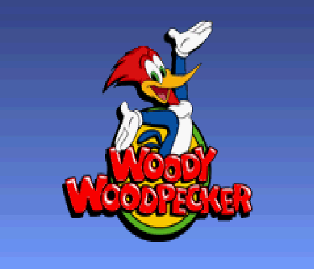 Woody Woodpecker Escape from Buzz Buzzard Park Infogrames PlayStation 2 PS2 PC Xtreme Retro Pixel Art