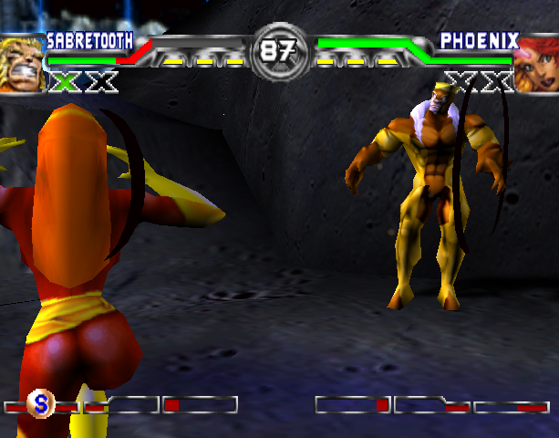 X-Men Mutant Academy 2 Activision Arcade Fighting Sony PlayStation PSX PSone Xtreme Retro 10