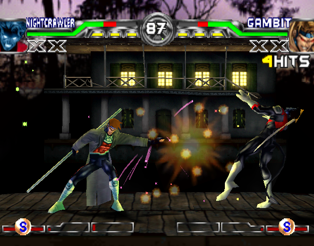 X-Men Mutant Academy 2 Activision Arcade Fighting Sony PlayStation PSX PSone Xtreme Retro 13