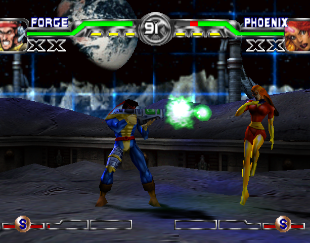 X-Men Mutant Academy 2 Activision Arcade Fighting Sony PlayStation PSX PSone Xtreme Retro 14