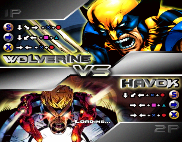 X-Men Mutant Academy 2 Activision Arcade Fighting Sony PlayStation PSX PSone Xtreme Retro 2