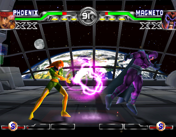 X-Men Mutant Academy 2 Activision Arcade Fighting Sony PlayStation PSX PSone Xtreme Retro 6
