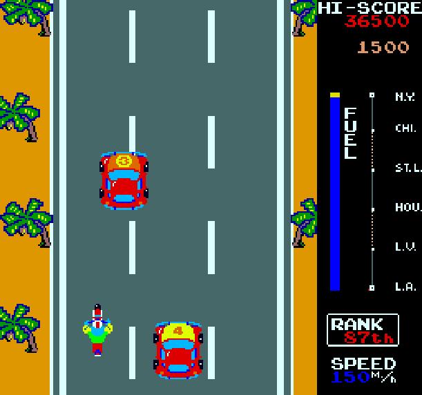 Zippy Race Arcade Coin Op Xtreme Retro