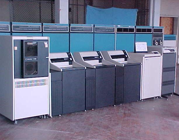 1 PDP-10 Computer Xtreme Retro