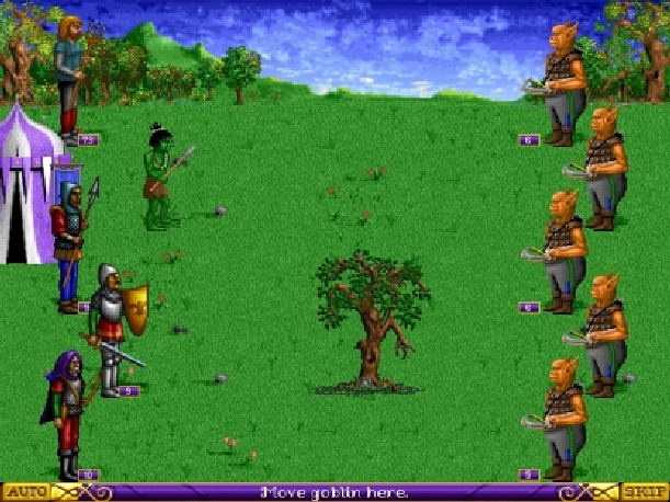 16 Heroes of Might and Magic A Strategic Quest New World Computing DOS Windows Mac Xtreme Retro