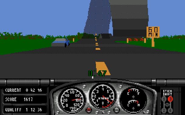 2 Race Drivin Domark Software Atari Games Corporation Arcade Amiga Atari ST DOS Game Boy GB Sega Genesis Mega Drive MD Super Nintendo SNES Racing Driving Simulation Xtreme Retro