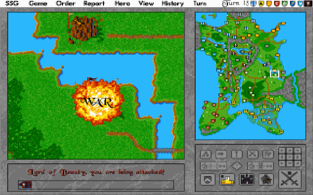 6 MS-DOS Strategy Games Xtreme Retro