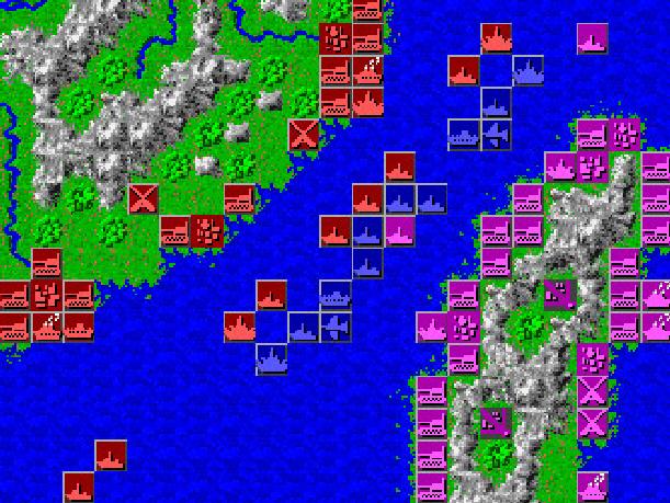 7 Empire Wargame of the Century New World Computing Microsoft Windows DOS Commodore 64 Amiga Atari ST Mac Apple II Xtreme Retro
