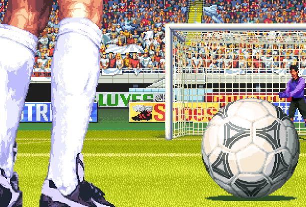 Adidas Power Soccer 98 Psygnosis Sony PlayStation PSone PSX Microsoft Windows PC Sports Xtreme Retro Pixel Art