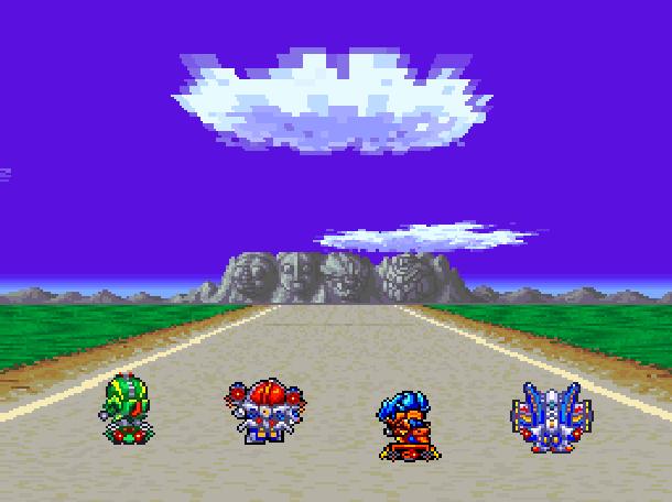 Battle Racers banpresto Super Famicom SNES Xtreme Retro 1