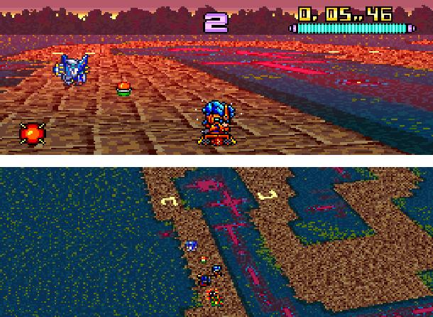 Battle Racers banpresto Super Famicom SNES Xtreme Retro 4
