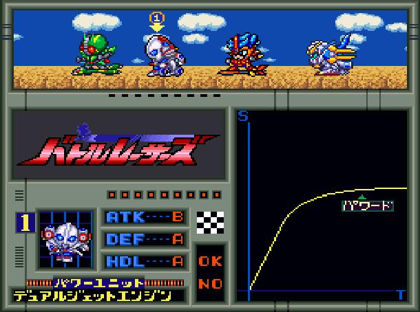 Battle Racers banpresto Super Famicom SNES Xtreme Retro 6