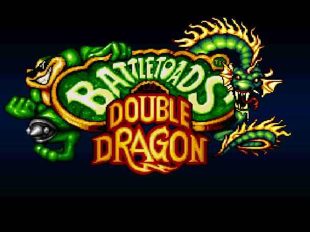 Battletoads & Double Dragon The Ultimate Team Rare Beat'em up Super Nintendo NES Game Sega Genesis Mega Drive Xtreme Retro 1