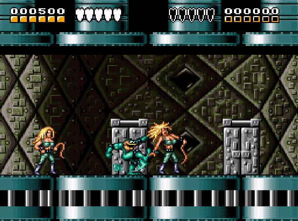 Battletoads & Double Dragon The Ultimate Team Rare Beat'em up Super Nintendo NES Game Sega Genesis Mega Drive Xtreme Retro 5