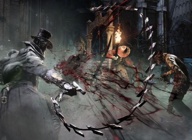 Bloodborne From Software Sony Interactive Action RPG PlayStation 4 PS4 Xtreme Retro 10