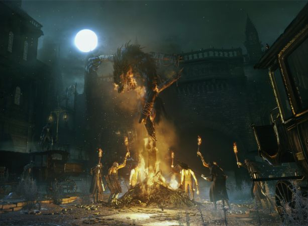 Bloodborne From Software Sony Interactive Action RPG PlayStation 4 PS4 Xtreme Retro 2