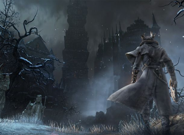 Bloodborne From Software Sony Interactive Action RPG PlayStation 4 PS4 Xtreme Retro 4