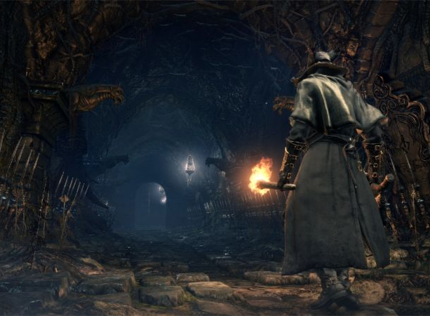 Bloodborne From Software Sony Interactive Action RPG PlayStation 4 PS4 Xtreme Retro 7