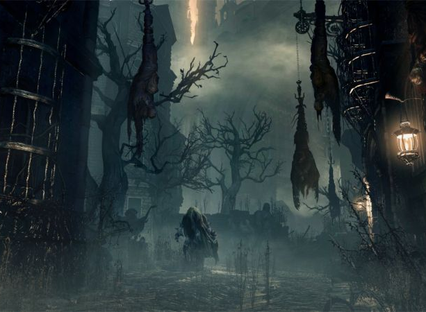 Bloodborne From Software Sony Interactive Action RPG PlayStation 4 PS4 Xtreme Retro 9