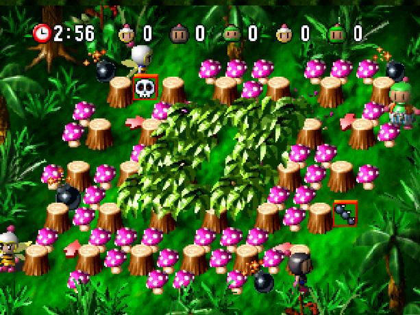 Bomberman World Bonbāman Wārudo Hudson Soft Atlus Sony PlayStation PSX PSone Xtreme Retro 4