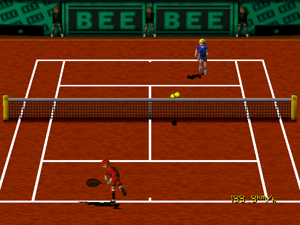 Centre Court Tennis Hudson Soft Nintendo 64 N64 Xtreme Retro 10