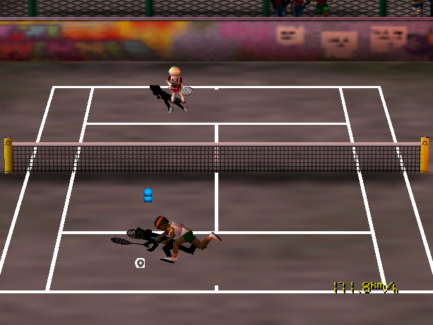 Centre Court Tennis Hudson Soft Nintendo 64 N64 Xtreme Retro 15