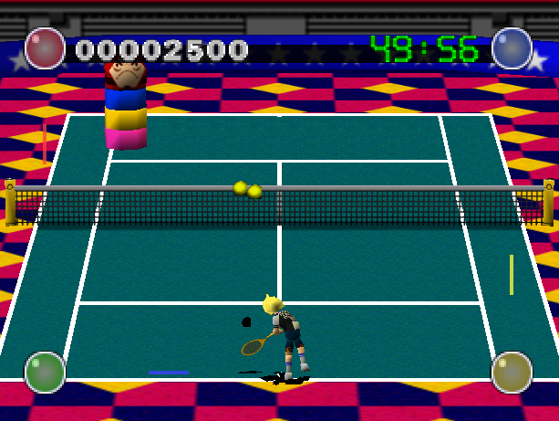 Centre Court Tennis Hudson Soft Nintendo 64 N64 Xtreme Retro 3