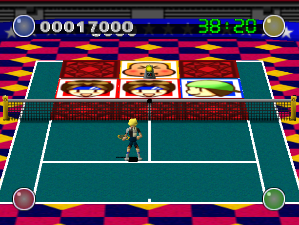 Centre Court Tennis Hudson Soft Nintendo 64 N64 Xtreme Retro 6