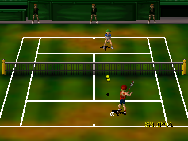 Centre Court Tennis Hudson Soft Nintendo 64 N64 Xtreme Retro 8