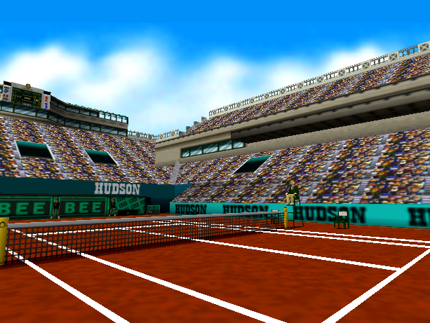 Centre Court Tennis Hudson Soft Nintendo 64 N64 Xtreme Retro 9