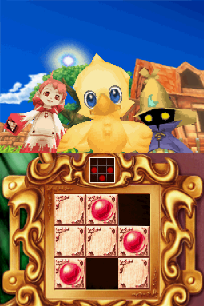 Chocobo Tales Final Fantasy Square Enix Nintendo DS NDS Xtreme Retro