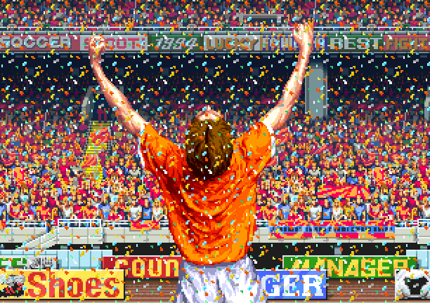 Copa del Mundo 98 World Cup 98 Electronic Arts Sony PlayStation PSX PSone Nintendo 64 N64 Windows PC Sports Pixel Art Xtreme Retro