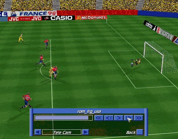 Copa del Mundo 98 World Cup 98 Electronic Arts Sony PlayStation PSX PSone Nintendo 64 N64 Windows PC Sports Xtreme Retro 4
