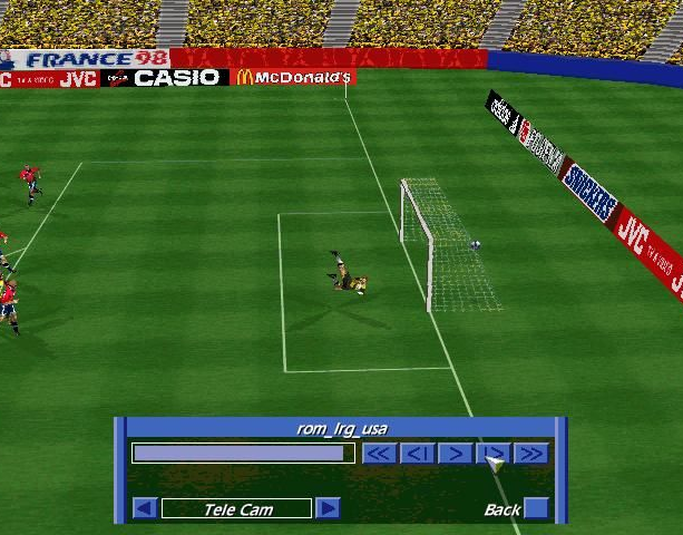 Copa del Mundo 98 World Cup 98 Electronic Arts Sony PlayStation PSX PSone Nintendo 64 N64 Windows PC Sports Xtreme Retro 5