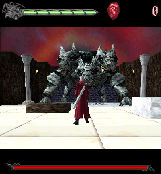 Devil May Cry DMC Capcom Mobile Cell Phone Xtreme Retro 2
